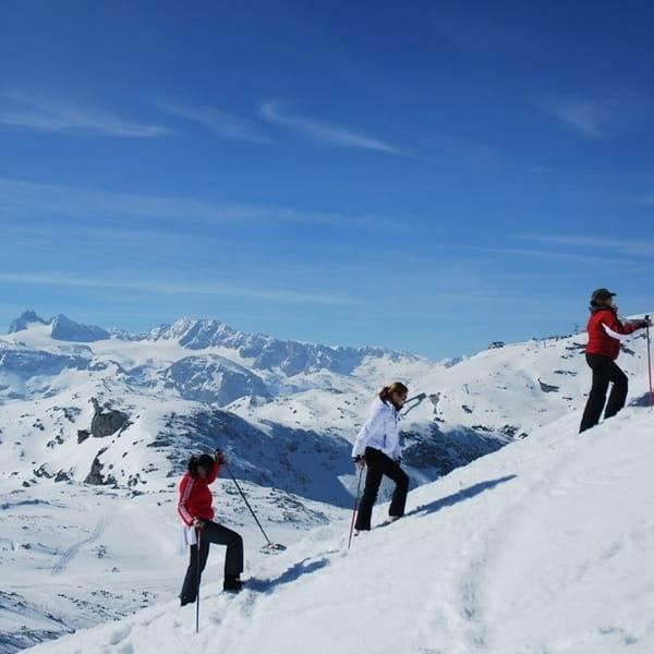Dachstein-Gletscherüberquerung