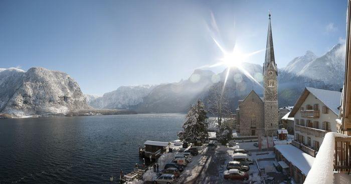 Hallstatt - Urlaub in den Bergen in Österreich