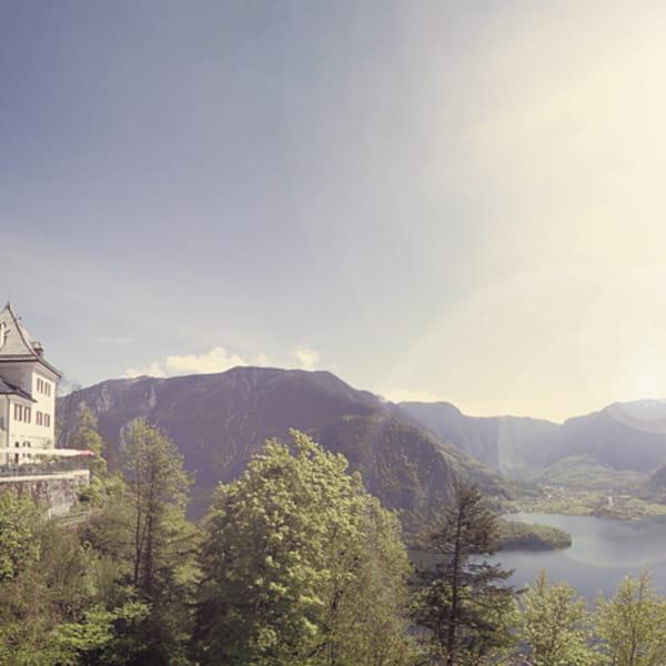 Traumurlaub in den Bergen am Dachstein