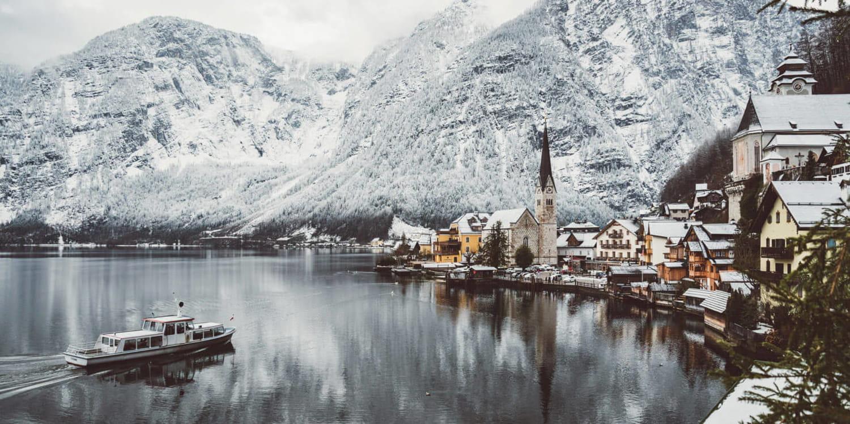 Things To Do In Hallstatt Austria In Winter Skiing Heritage Hotel Hallstatt