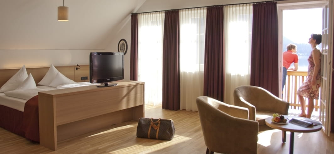Junior Suite Haus Kainz